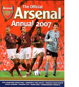 The Official Arsenal FC Annual 2007 (HB)