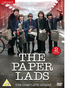 The Paper Lads - The Complete Series (DVD)