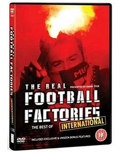 The Real Football Factories International (DVD)