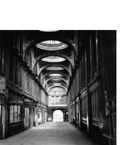 The Royal Arcade 1960 (Greeting Card)