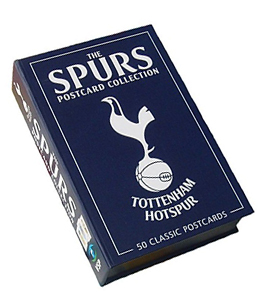 The Spurs Postcard Collection: 50 Classic Postcards