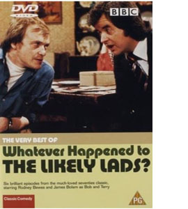 The Very Best Of Whatever Happened To The Likely Lads (DVD)