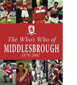 The Who's Who of Middlesbrough