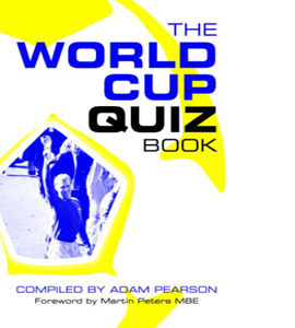 The World Cup Quiz Book (HB)