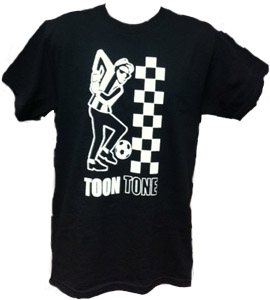 Toon Tone Newcastle United (T-Shirt)