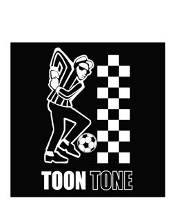 Toon Tone (Greetings Card)