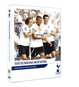 Tottenham 2011-12 Season Review (DVD)