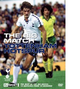 Tottenham Hotspur: The Big Match (DVD)