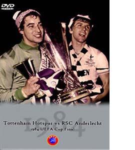 Tottenham Hotspur v Anderlect UEFA Cup Final 1984 (DVD)