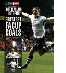 Tottenham Hotspur Spurs GREATEST FA CUP GOALS (DVD)