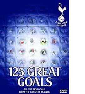 Tottenham Hotspur 125 Goals (DVD)