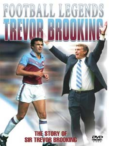 Trevor Brooking - The Portrait Of A Winner (DVD)