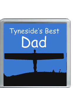 Tyneside's Best Dad (Coaster)
