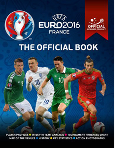 UEFA EURO 2016 The Official Book