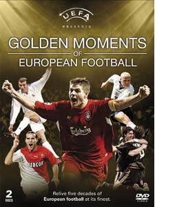 UEFA - Golden Moments Of European Football (DVD)