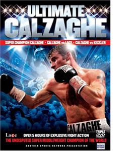 Ultimate Joe Calzaghe Box Set (DVD)