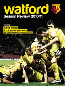 Watford FC Season Review 2010/11 (DVD)