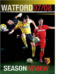 Watford FC: Season Review 2007/08 (DVD)