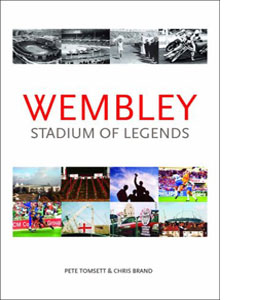 Wembley: Stadium of Legends (HB)