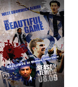 West Bromwich Albion - The Beautiful Game - Season Review (DVD)