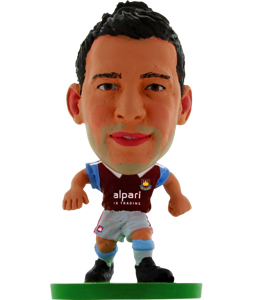 West Ham United Soccer Starz Matt Jarvis