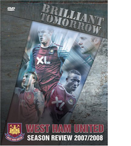 West Ham United 2007/2008 Season Review (DVD)