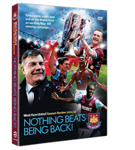 West Ham United 2011-12 Season Review (DVD)