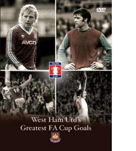 West Ham United: Fa Cup Greatest Goals (DVD)