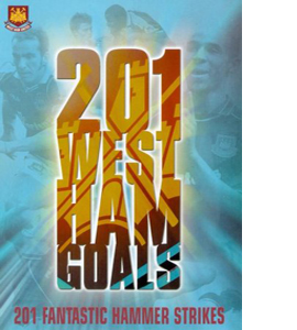 West Ham United Collection, The - 201 Great West Ham Goals (DVD)