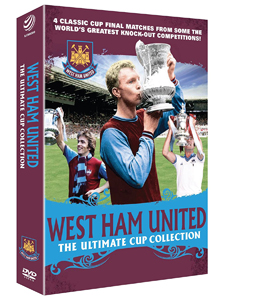 West Ham United: Ultimate Cup Collection (DVD)