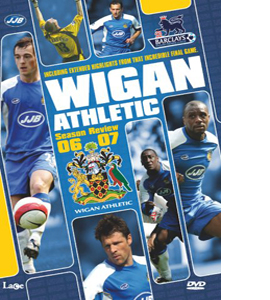 Wigan Athletic FC Season Review 2006/07 (DVD)