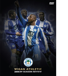 Wigan - Season Review 08/09 (DVD)