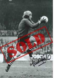 Willie McFaul Newcastle Photo (Signed)