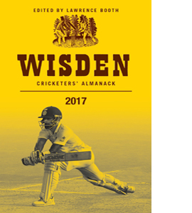 Wisden Cricketers' Almanack 2017 (HB)