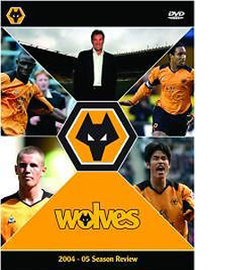 Wolverhampton Wanderers: End Of Season Review 2004/2005 (DVD)