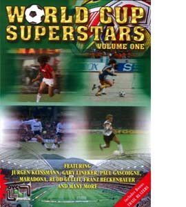 World Cup Superstars: Volume 1 (DVD)