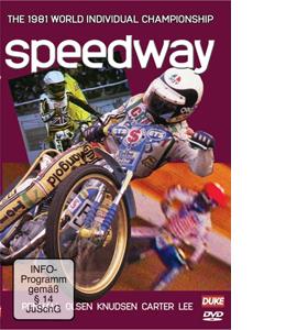 World Speedway Finals: 1981 (DVD)