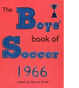 boys book of soccer 1966 (HB)