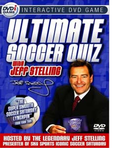 eff Stelling's Ultimate Soccer Quiz (DVD)