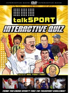 talkSPORT Interactive Quiz (DVD)