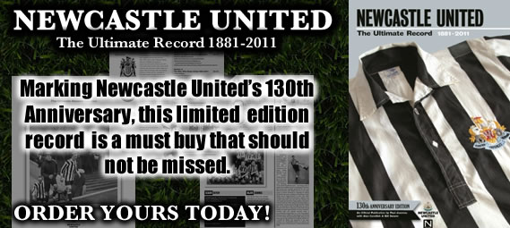NUFC - The Ultimate Record