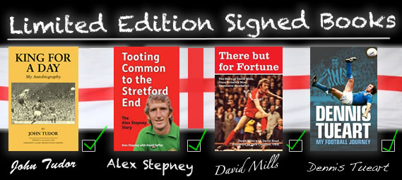 Limited Edition Signed Books