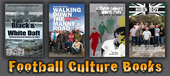 Football Culture Books