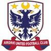 AIRDRIE UNITED BOOKS