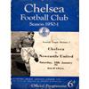 Away NUFC 1950/51