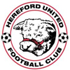 HEREFORD UNITED BOOKS