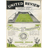 Home NUFC 1954/55