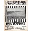 Home NUFC 1955/56