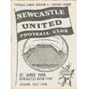 Home NUFC 1957/58