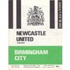 Home NUFC 1973/74